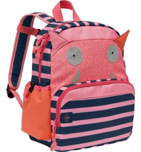 Little Monsters backpack for girls