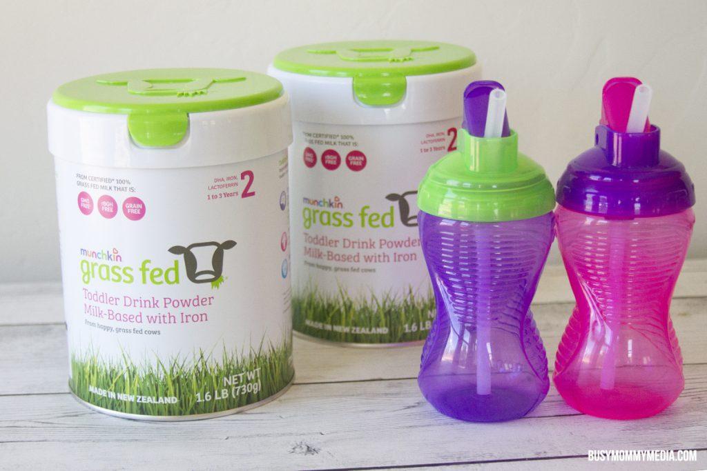 Munchkin Grass Fed Toddler Formula