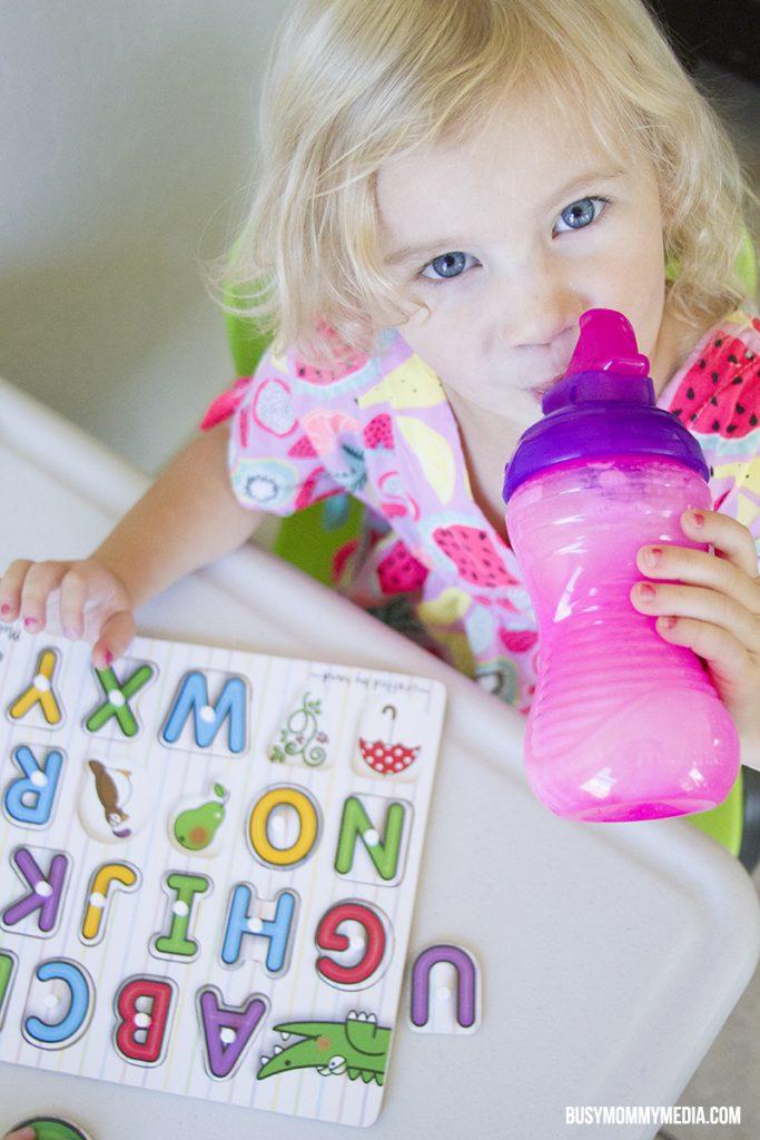 Munchkin Grass-fed toddler formula