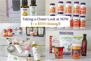 Taking a Closer Look at NOW  (+ a $500 Giveaway!)
