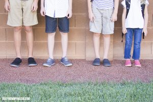 Fall Shoe Fashions for Kids from Olukai