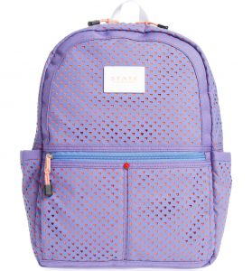 Heart backpack for girls