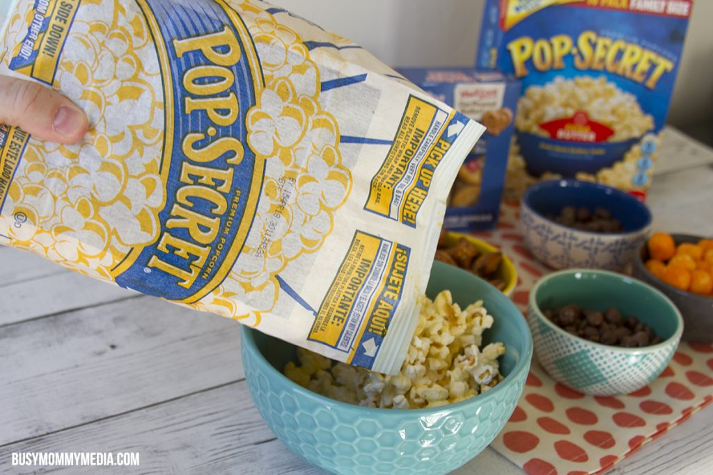 Loaded Popcorn Bowls