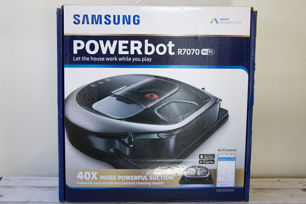 Samsung POWERbot r7070 review