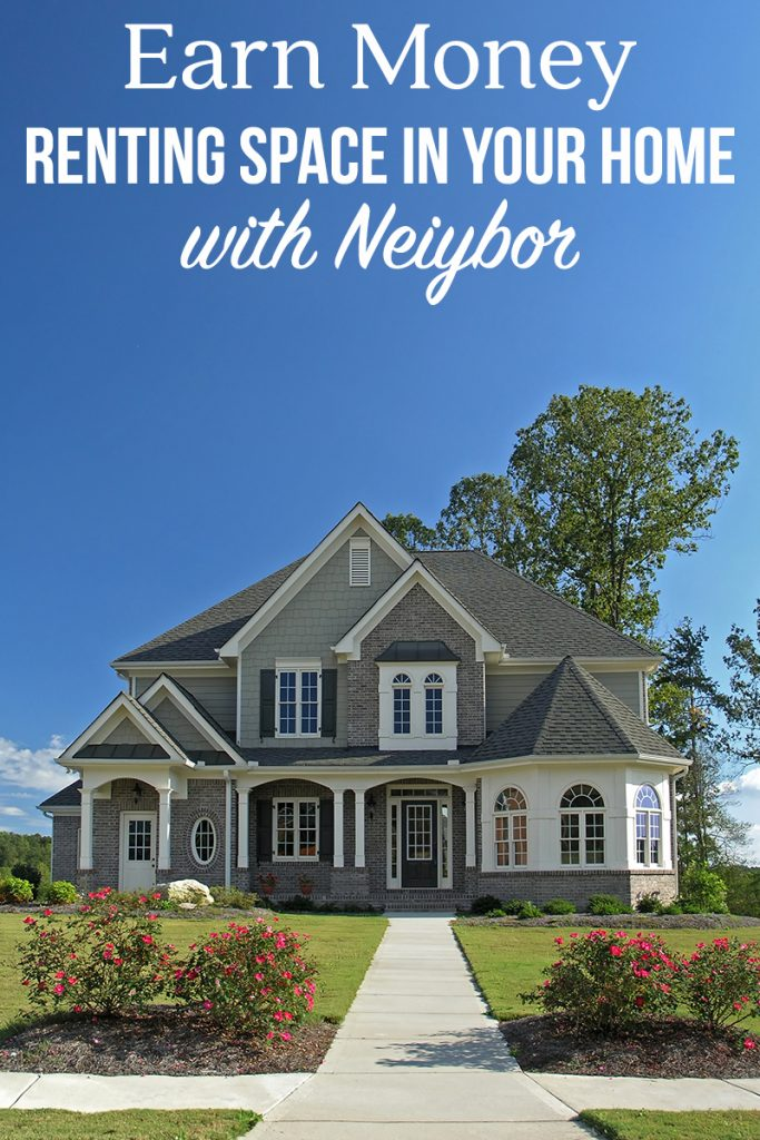 Earn Money Renting Space in Your Home with Neiybor