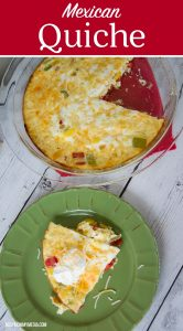 Mexican Quiche – The Tastiest Way to Stay Healthy This Winter