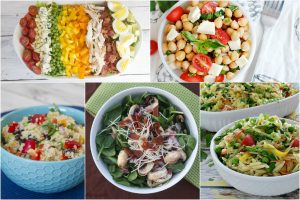 Craveable Salads We Can't Get Enough Of