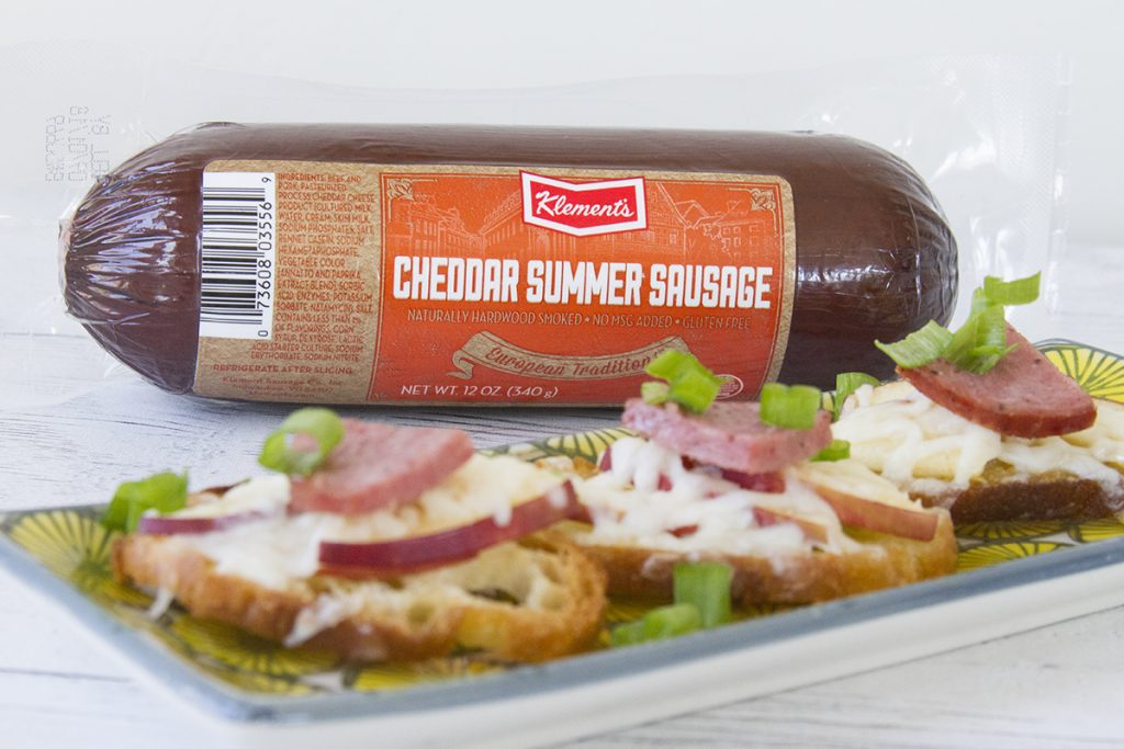 Klement's Summer Sausage