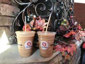 Fall Flavors at Red Mango