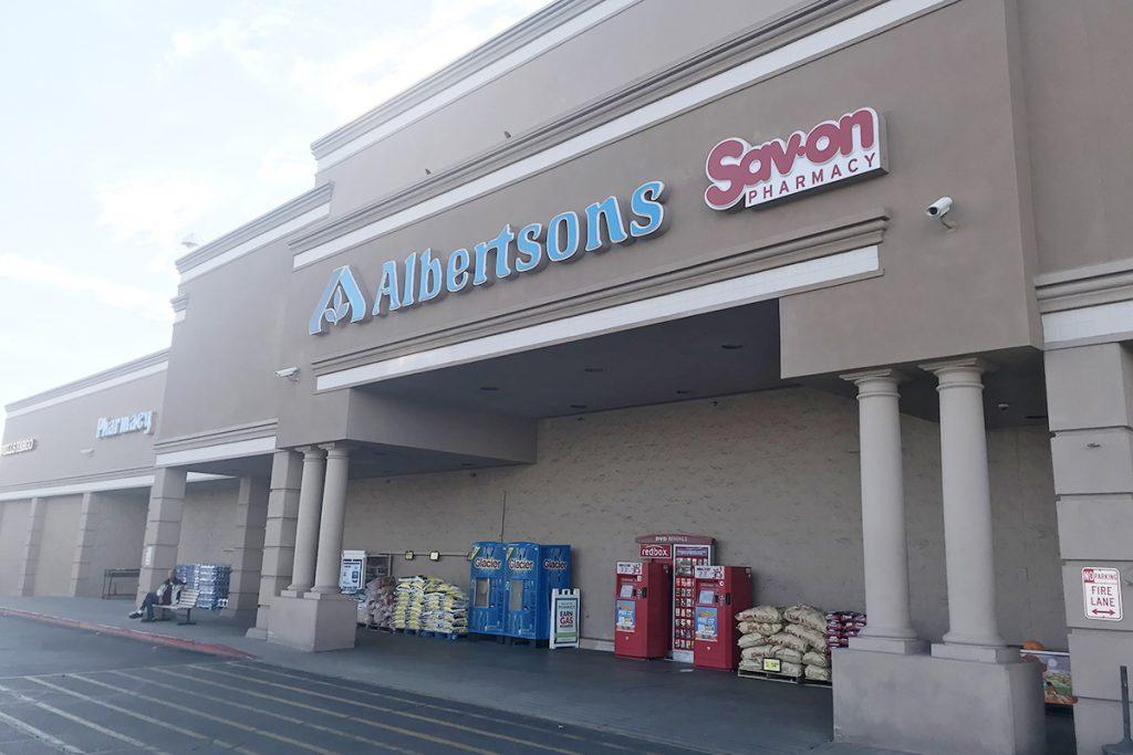 Albertsons Stock Up Sale