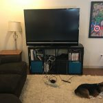 In Wall TV Mount