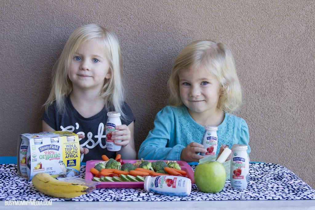 lower sugar snacks for kids