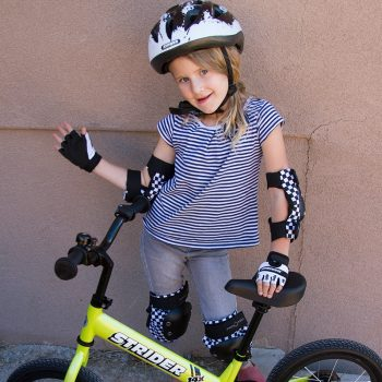 Check out the New Strider 14x Balance Bike