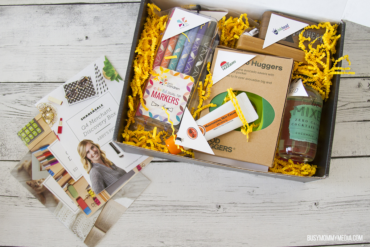 ShareaSale Discovery Box