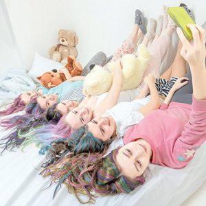 Hair Chalk for tweens