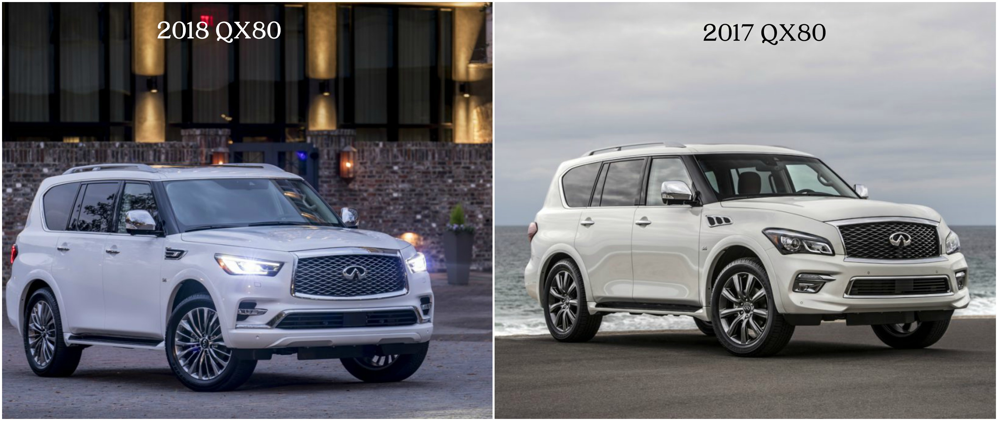 the 2018 infiniti qx80 infiniti 39 s family suv grows up. Black Bedroom Furniture Sets. Home Design Ideas