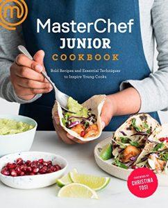 MaterChef Junior cookbook