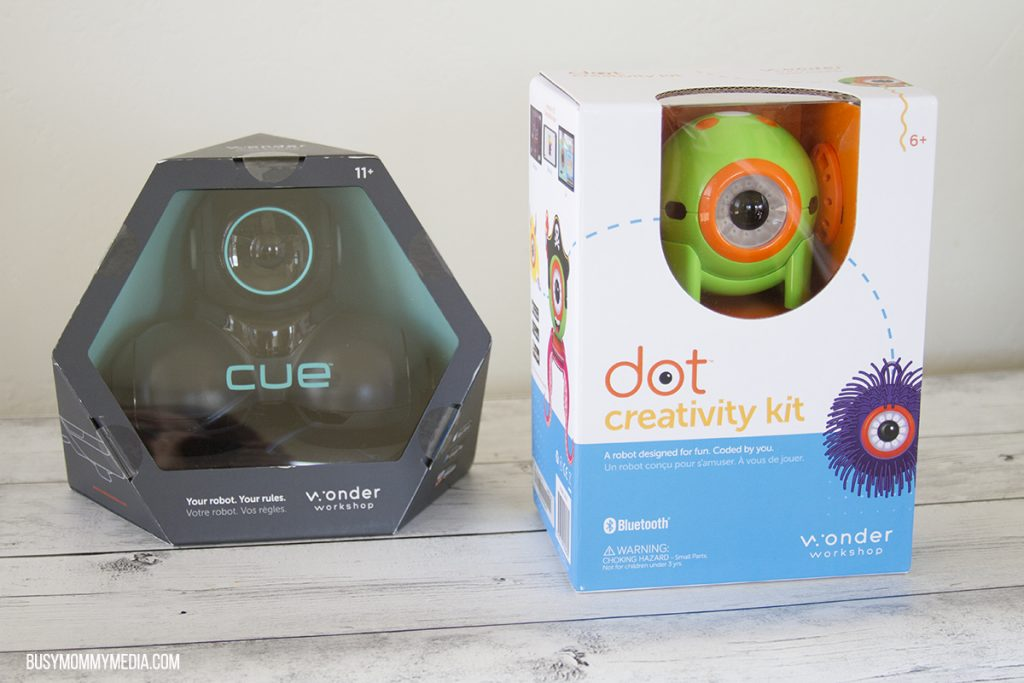 Cue and Dot Creativity Kit