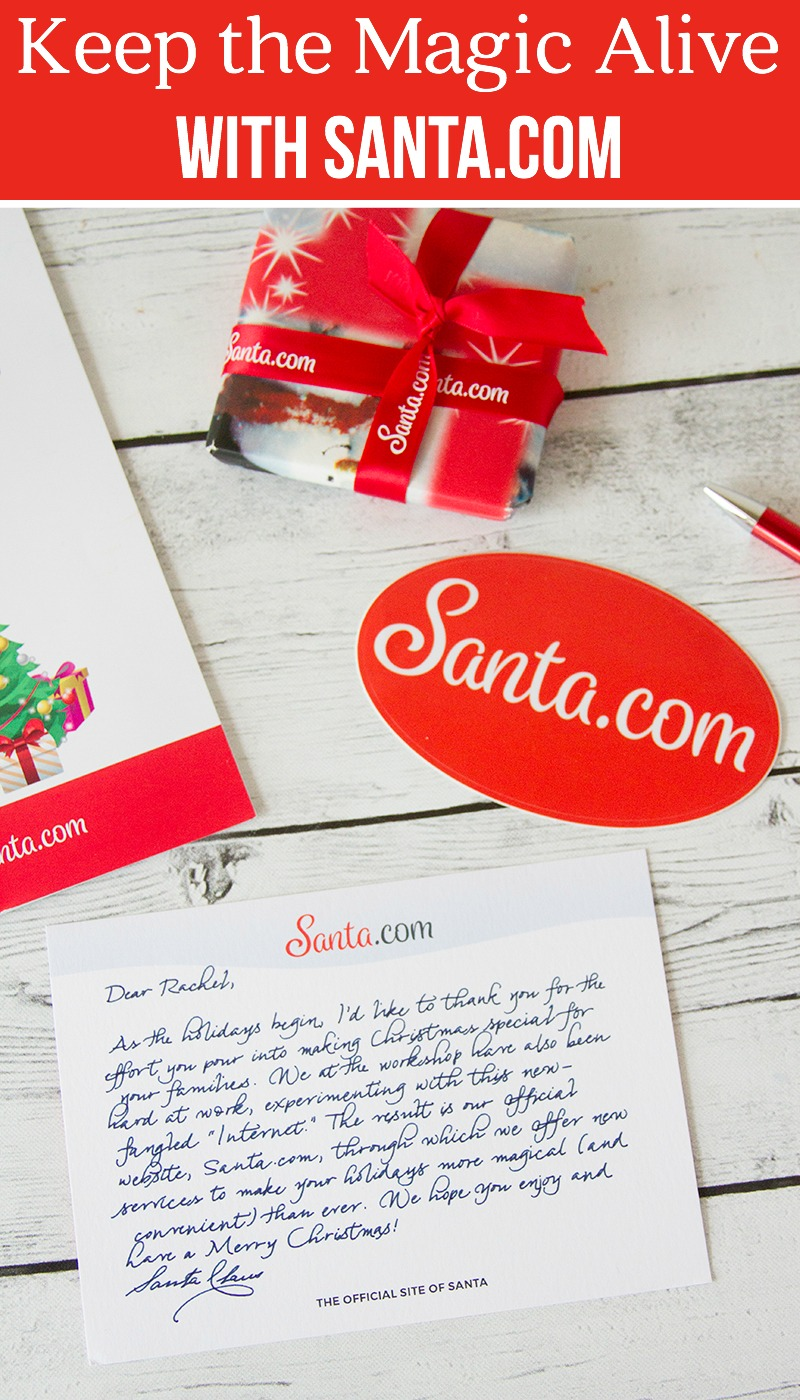 Keep the Magic Alive with Santa.com