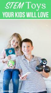 STEM Toys Your Kids Will Love (with a Giveaway)