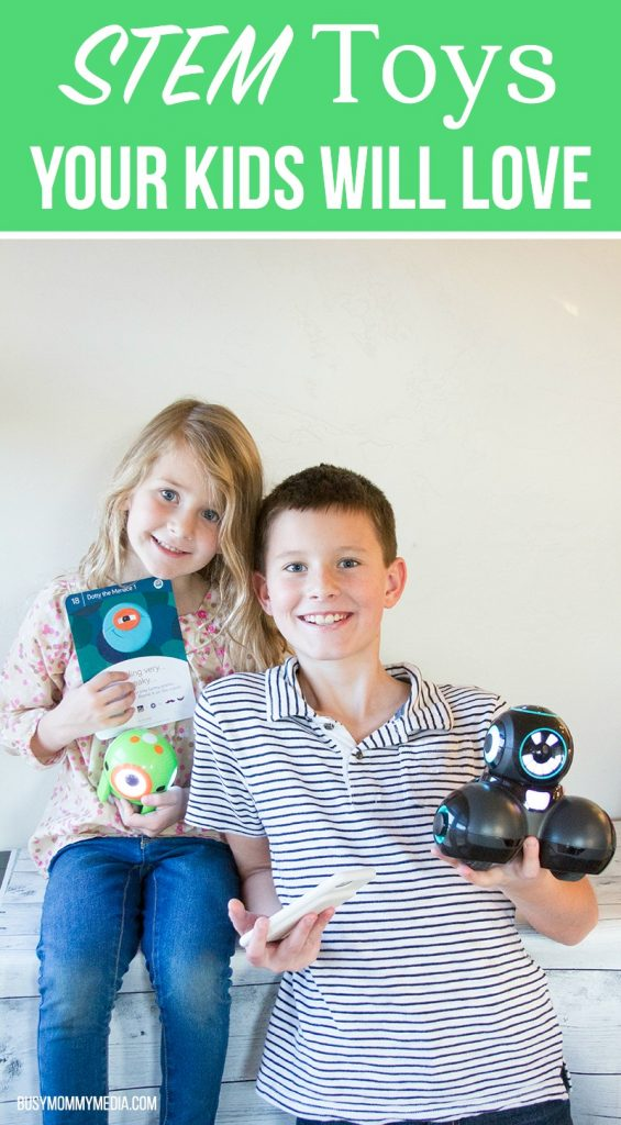 STEM Toys Your Kids Will Love | Review of the Cue and Dot Creativity Kit