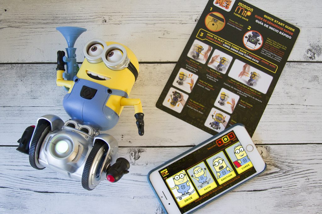 Wowee Minion RC Toys