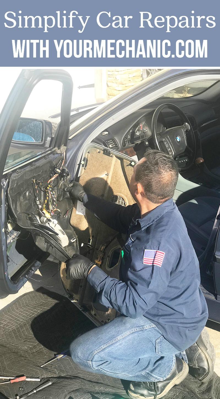 Simplify Car Repairs with YourMechanic.com