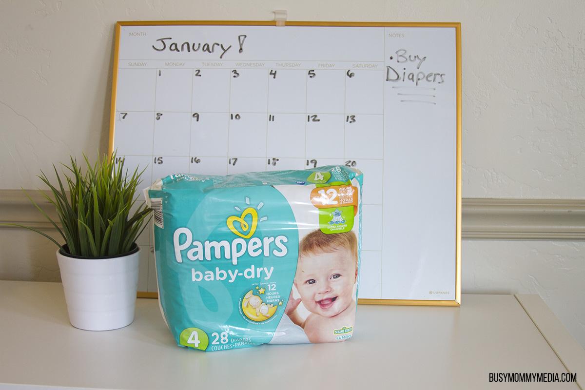 Diaper deal at Sam's Club