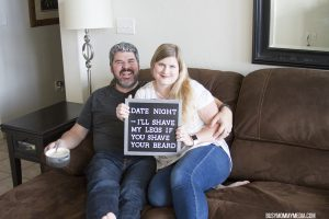 5 At-Home Date Night Ideas