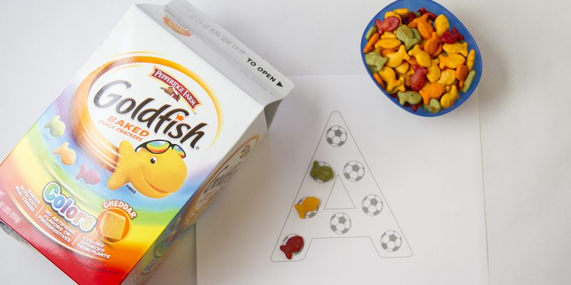 Goldfish Alphabet Game