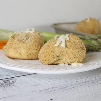 Chicken Asparagus Crescent Pockets