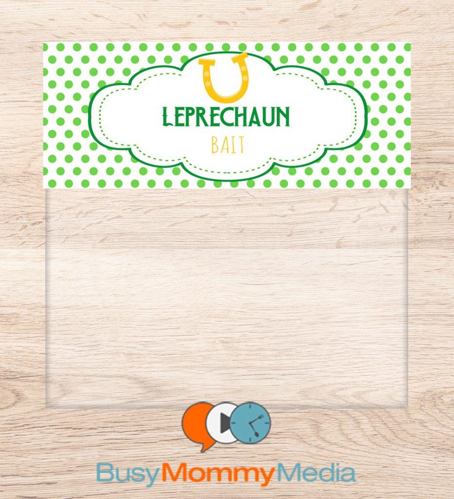 Leprechaun Bait Bags