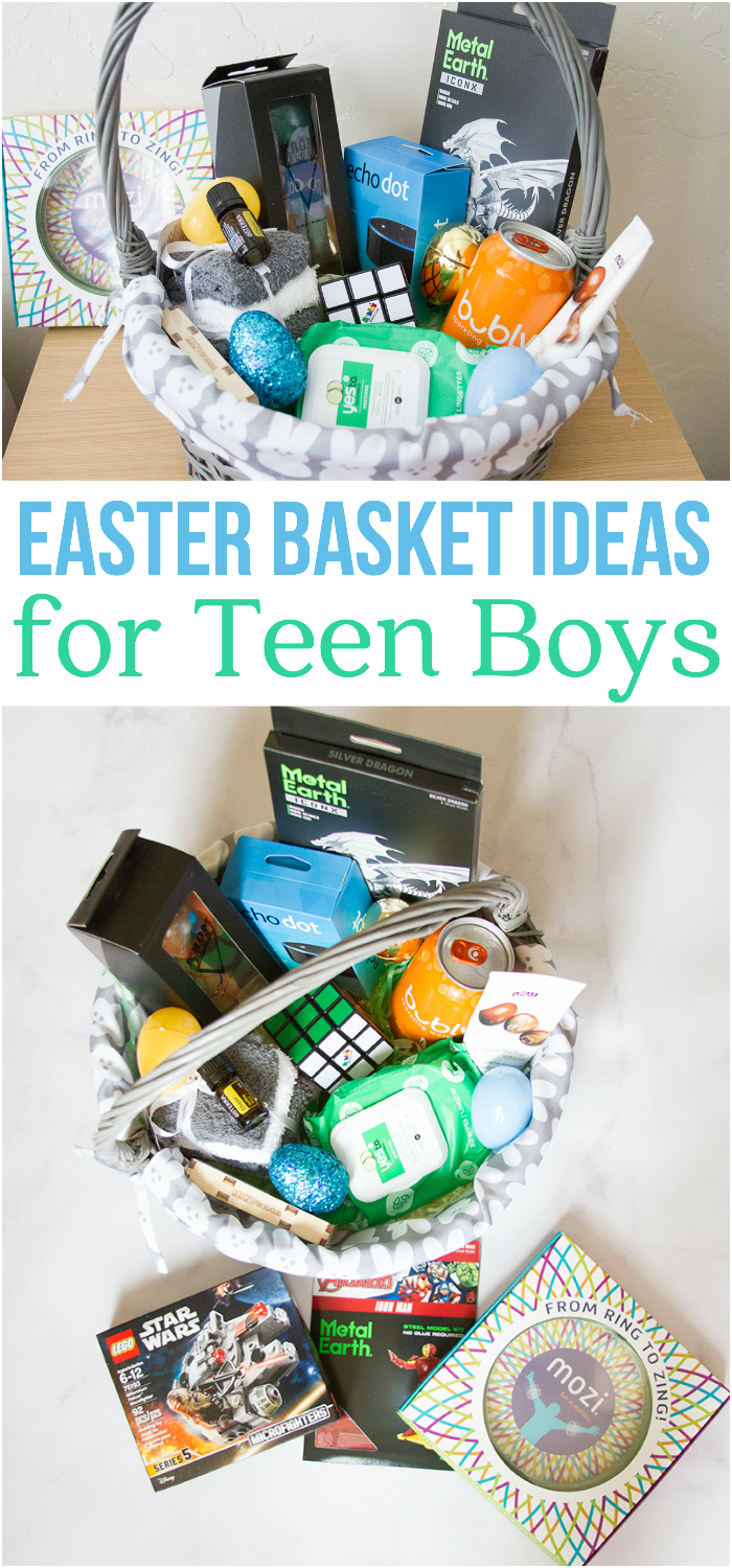 Easter basket ideas for teen boys easterbasketteenping negle Image collections