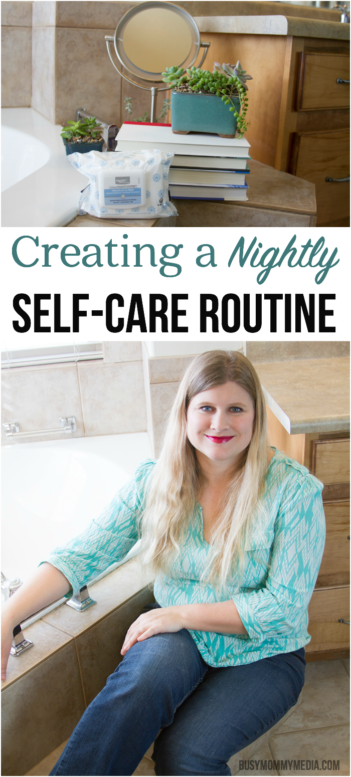 Creating a Nightly Self-Care Routine