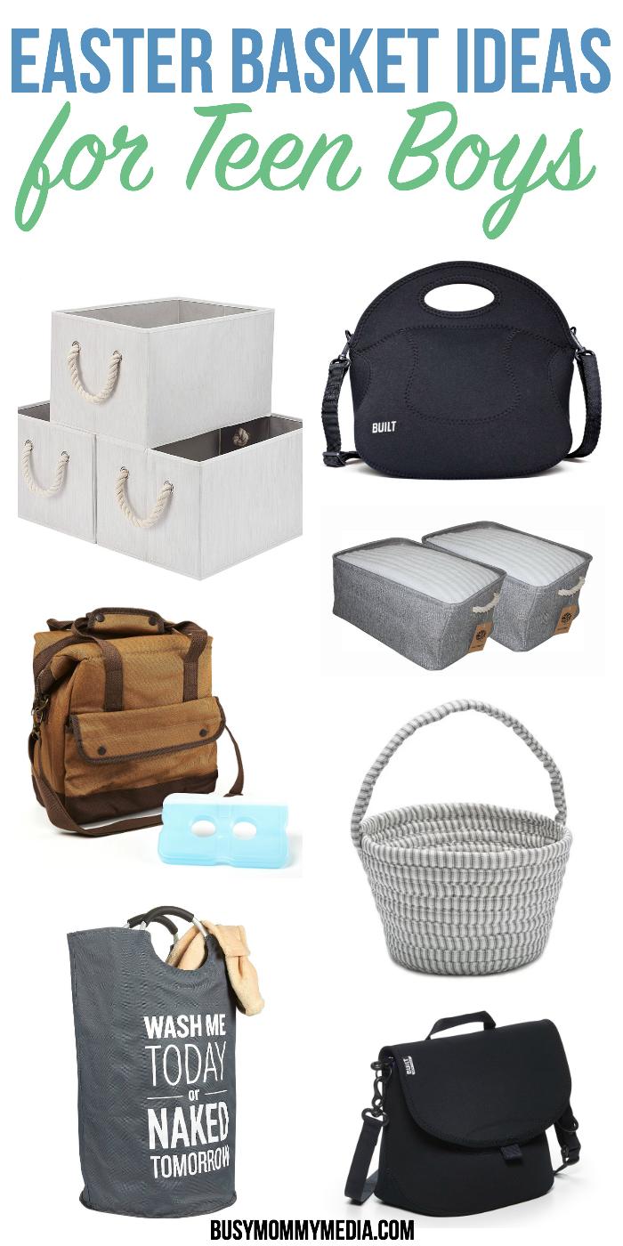 Teen Boy Easter Basket Ideas