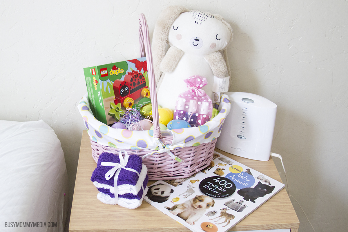 Easter basket ideas for toddler girls toddler girl easter basket ideas negle Images