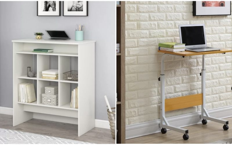 The Best Standing Desks for Work at Home Moms