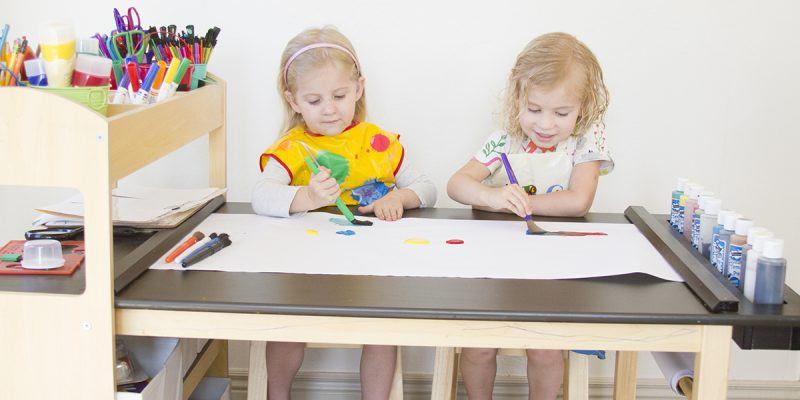 activities for toddler brain development
