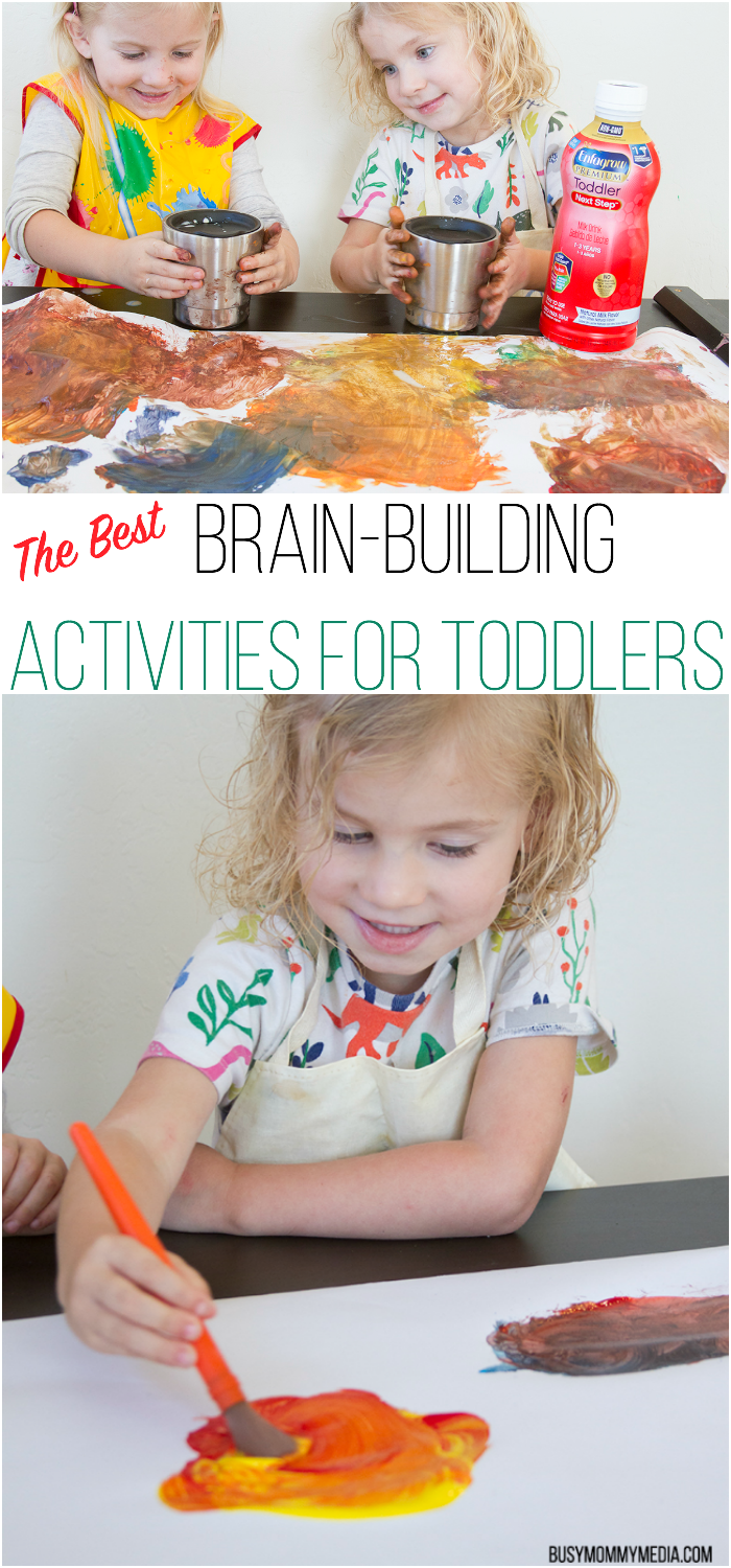 The Best Brain-Building Activities for Toddlers