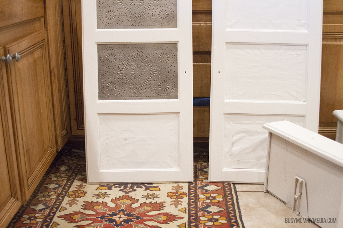 How to refinish a pie safe
