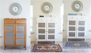 How to Refinish Oak Furniture (the Easy Way)