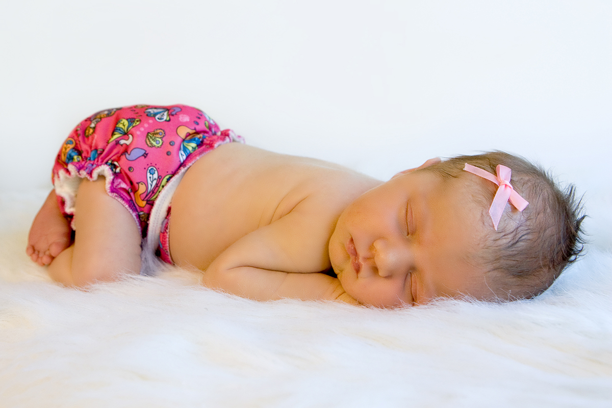 How to get cloth diapers clean