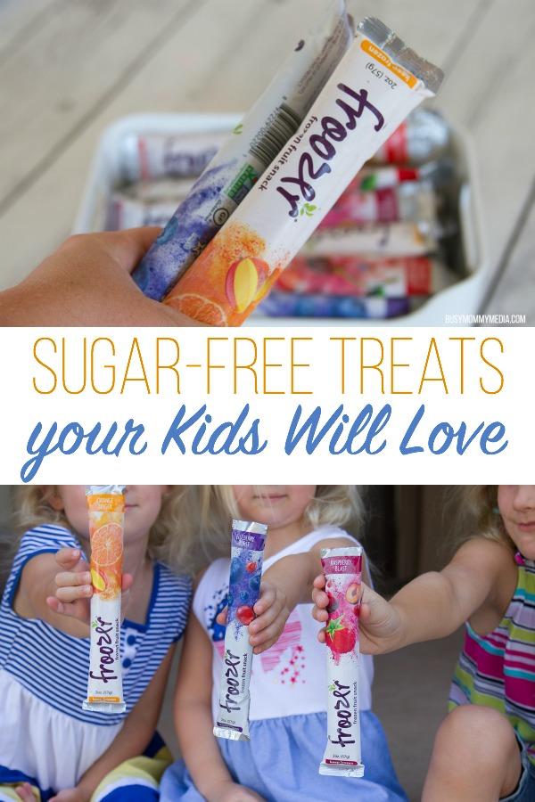 Sugar-Free Treats your Kids Will Love