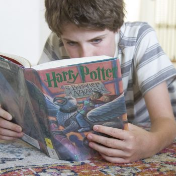 What to Read after Harry Potter