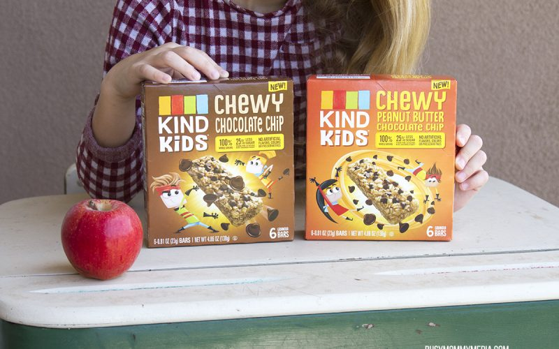 Back to School with KIND Kids™ Bars