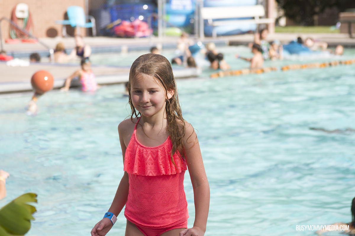 Best age to start swimming lessons
