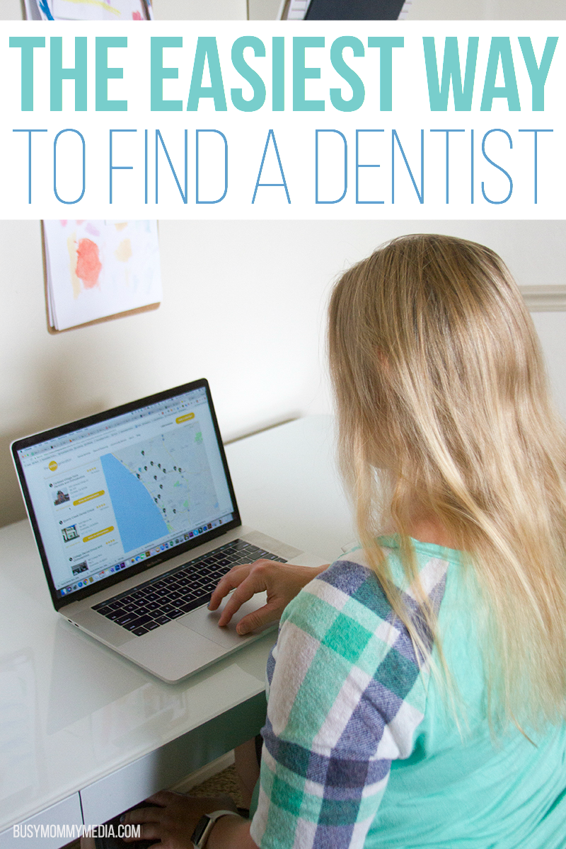 The Easiest Way to Find a Dentist