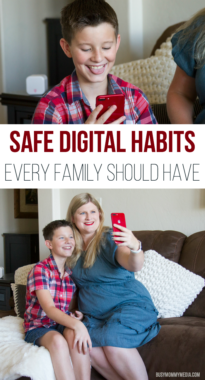 Safe Digital Habits Every Family Should Have