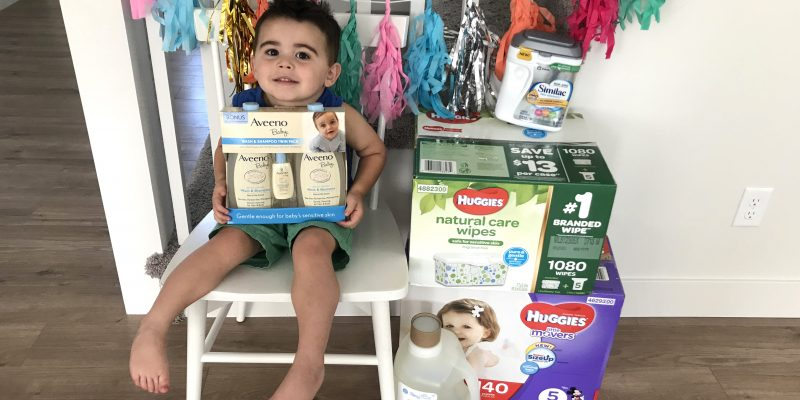 Sam's Club Baby Bundle