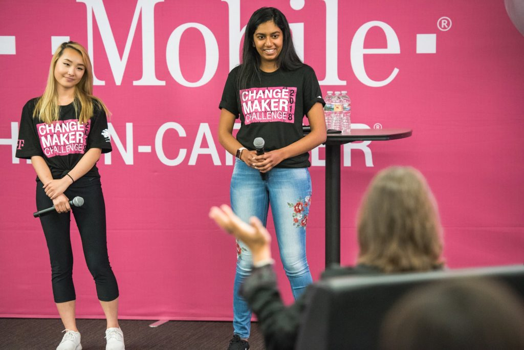 T-Mobile Changemakers